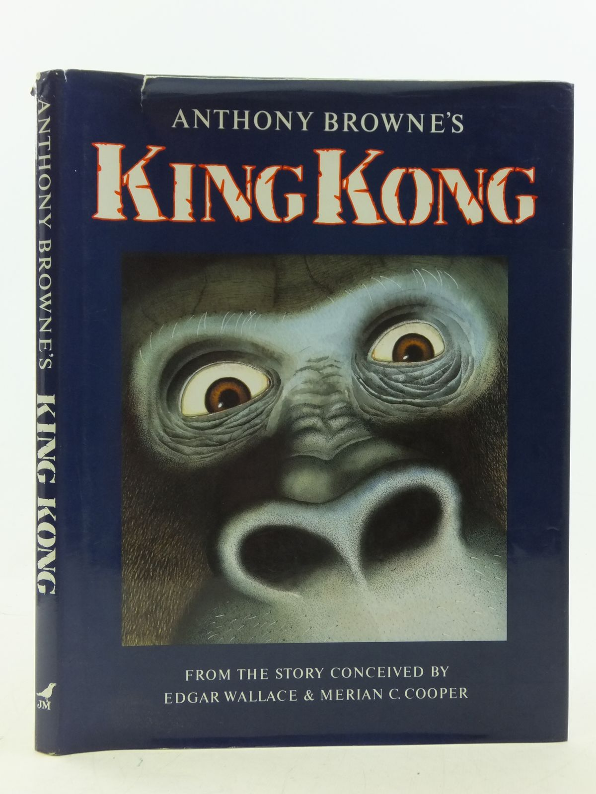Photo of ANTHONY BROWNE'S KING KONG- Stock Number: 1109104