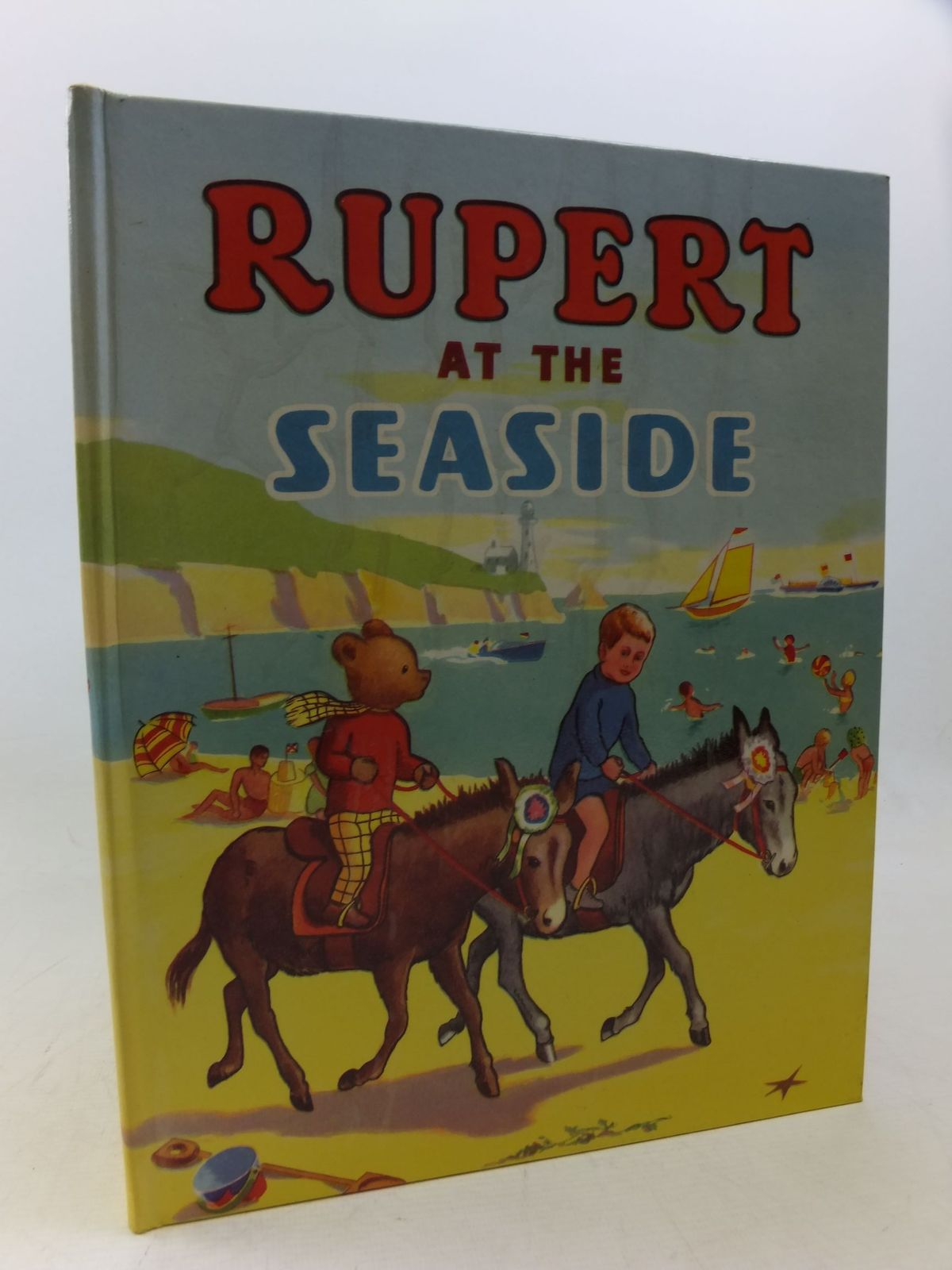 Photo of RUPERT AT THE SEASIDE- Stock Number: 1109215
