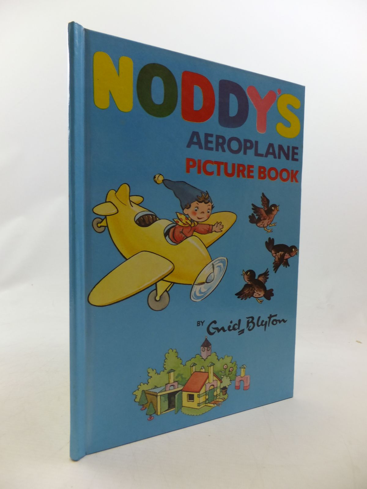Photo of NODDY'S AEROPLANE PICTURE BOOK written by Blyton, Enid published by Sampson Low, Marston & Co., Dennis Dobson (STOCK CODE: 1109235)  for sale by Stella & Rose's Books