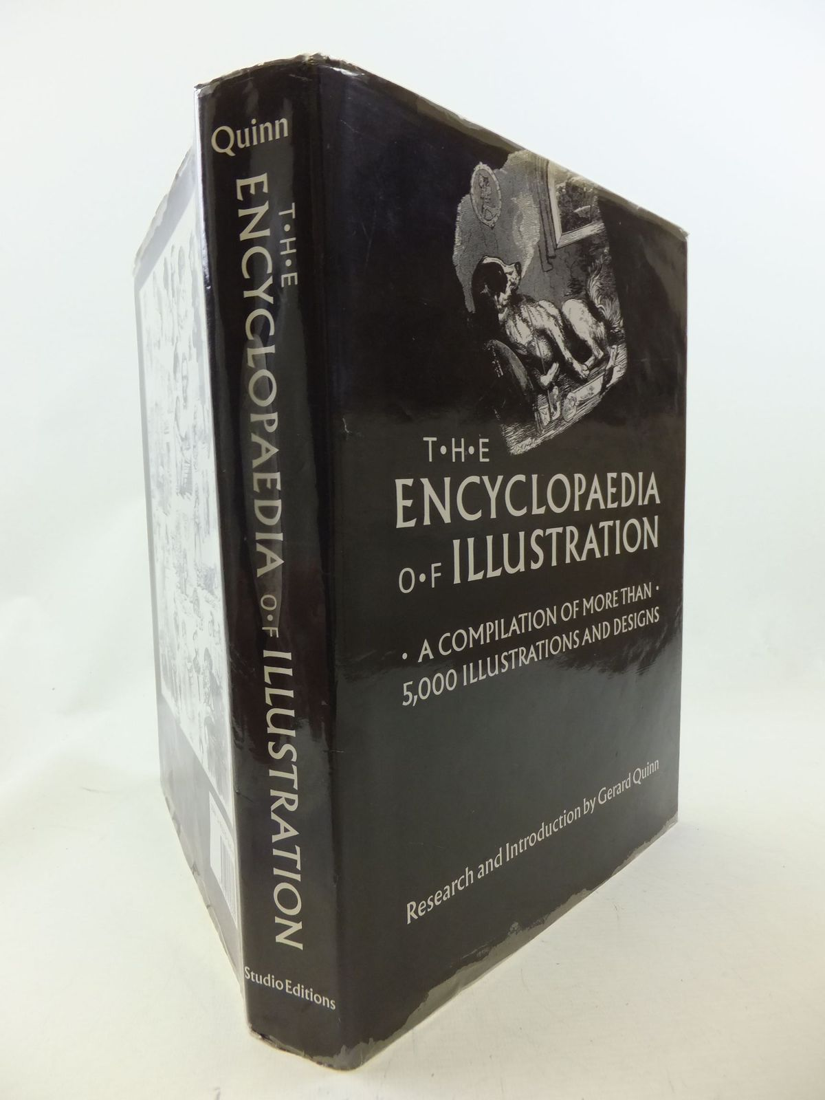 Photo of THE ENCYCLOPAEDIA OF ILLUSTRATION- Stock Number: 1109348