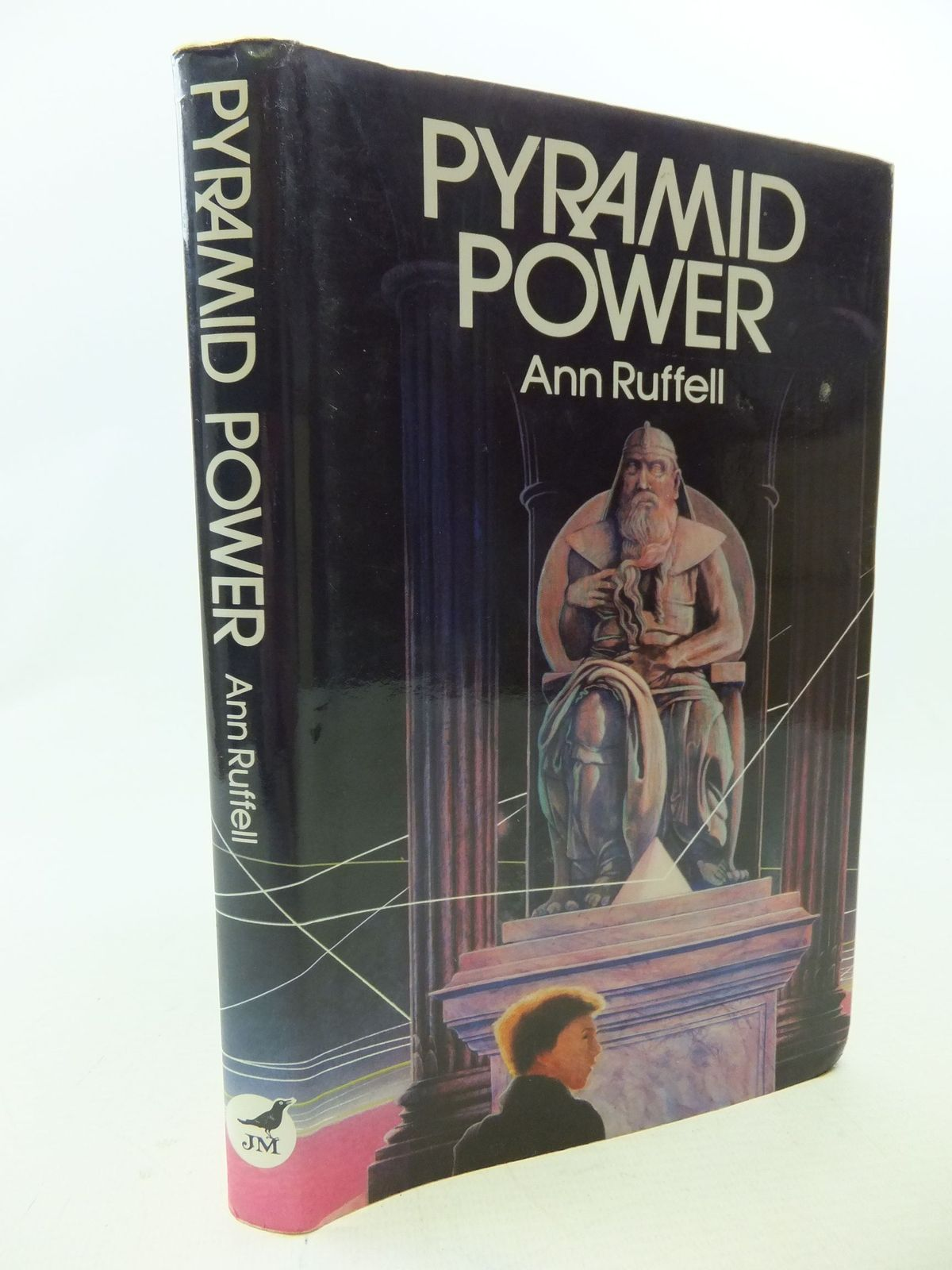 Photo of PYRAMID POWER written by Ruffell, Ann published by Julia MacRae Books (STOCK CODE: 1109364)  for sale by Stella & Rose's Books