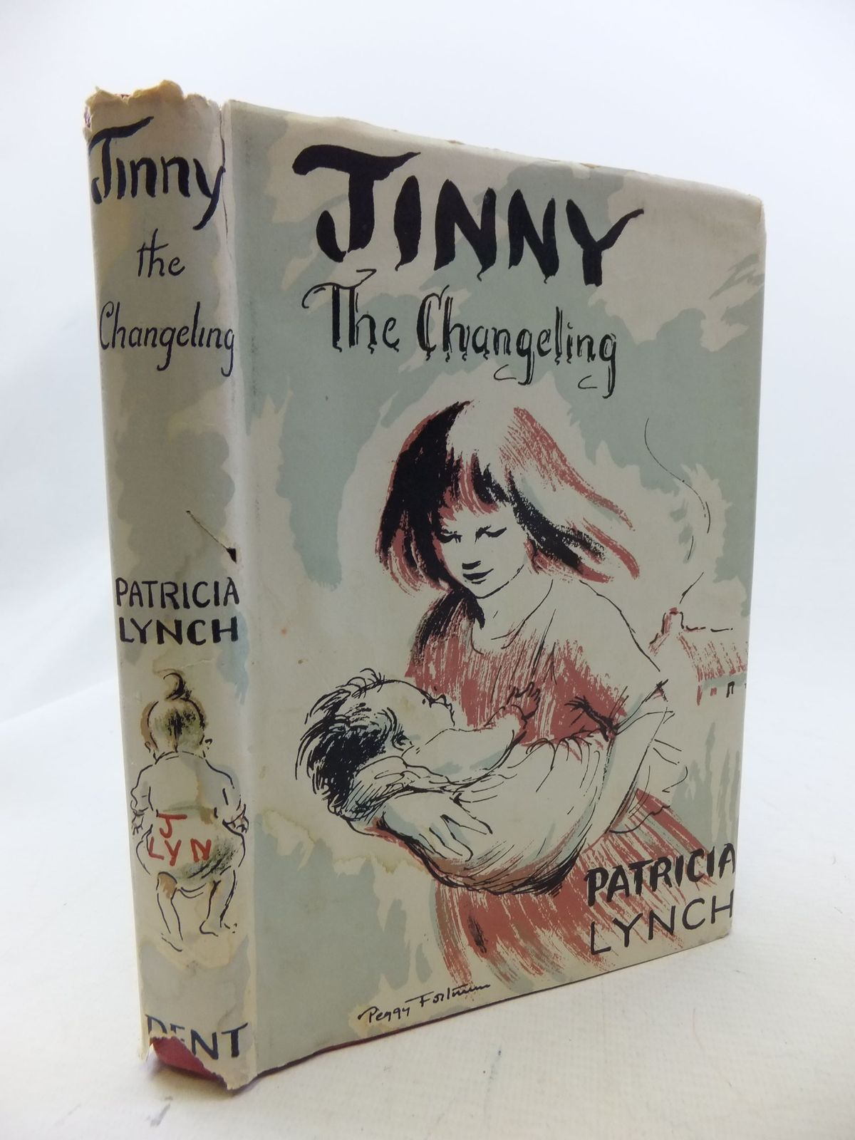 Photo of JINNY THE CHANGELING- Stock Number: 1109415