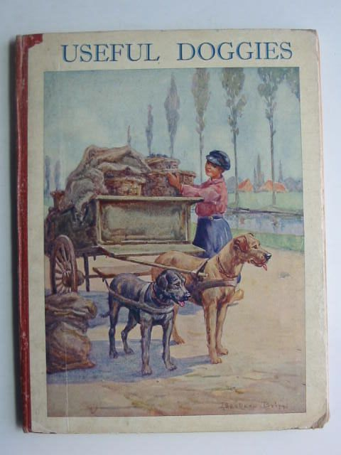 Photo of USEFUL DOGGIES illustrated by Briggs, Barbara published by Lutterworth Press (STOCK CODE: 1201145)  for sale by Stella & Rose's Books