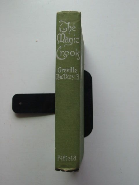 Photo of THE MAGIC CROOK OR THE STOLEN BABY written by Macdonald, Greville illustrated by Hughes, Arthur published by A.C. Fifield (STOCK CODE: 1201459)  for sale by Stella & Rose's Books