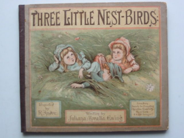 Photo of THREE LITTLE NEST BIRDS- Stock Number: 1201592