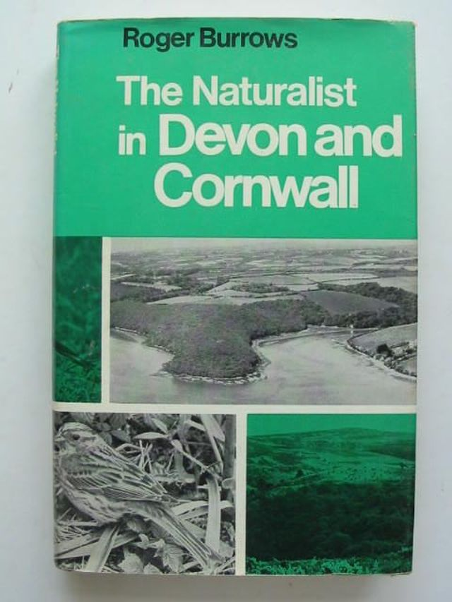 Photo of THE NATURALIST IN DEVON AND CORNWALL written by Burrows, Roger published by David & Charles (STOCK CODE: 1201979)  for sale by Stella & Rose's Books