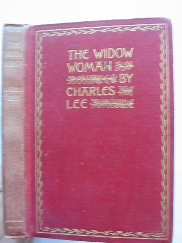 Photo of THE WIDOW WOMAN- Stock Number: 1202028