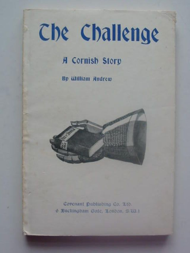 Photo of THE CHALLENGE A CORNISH STORY- Stock Number: 1202069