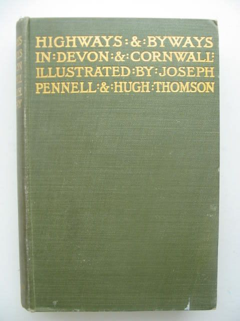 Photo of HIGHWAYS AND BYWAYS IN DEVON AND CORNWALL- Stock Number: 1202107
