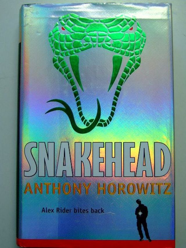 Photo of SNAKEHEAD written by Horowitz, Anthony published by Walker Books (STOCK CODE: 1202800)  for sale by Stella & Rose's Books
