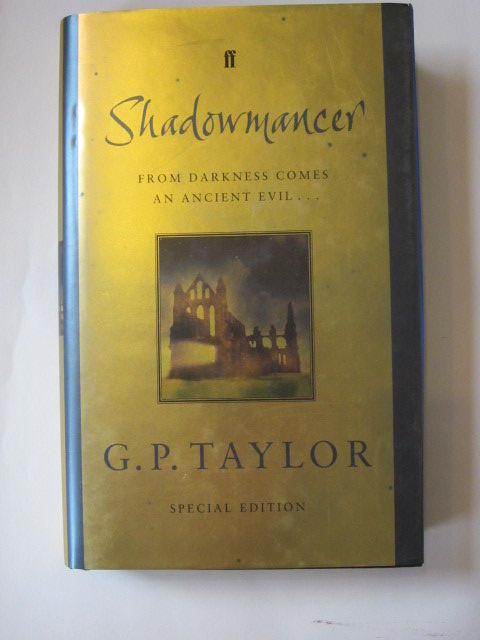 Photo of SHADOWMANCER written by Taylor, G.P. published by Faber & Faber Ltd. (STOCK CODE: 1202876)  for sale by Stella & Rose's Books