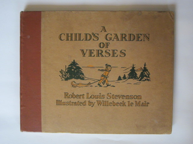 Photo of A CHILD'S GARDEN OF VERSES- Stock Number: 1202891