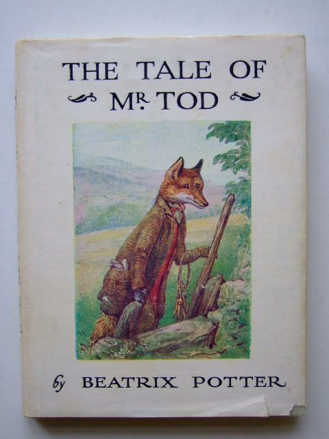 Photo of THE TALE OF MR. TOD written by Potter, Beatrix illustrated by Potter, Beatrix published by Frederick Warne & Co Ltd. (STOCK CODE: 1203215)  for sale by Stella & Rose's Books