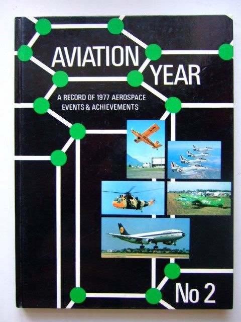 Photo of AVIATION YEAR No. 2- Stock Number: 1203419