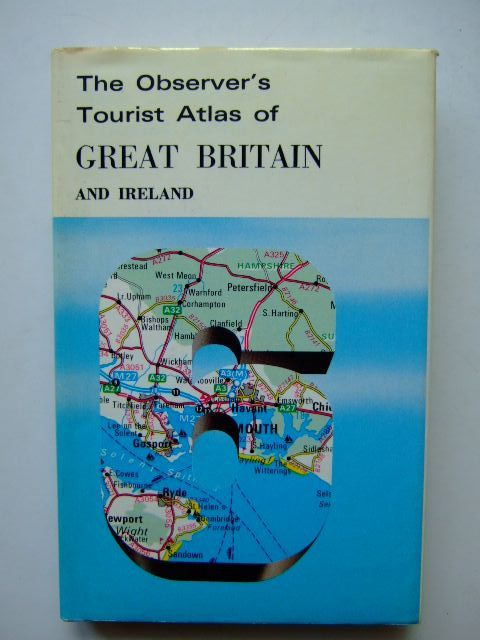 Photo of THE OBSERVER'S TOURIST ATLAS OF GREAT BRITAIN AND IRELAND (CYANAMID WRAPPER) written by Bartholomew, John published by Frederick Warne & Co Ltd. (STOCK CODE: 1203493)  for sale by Stella & Rose's Books