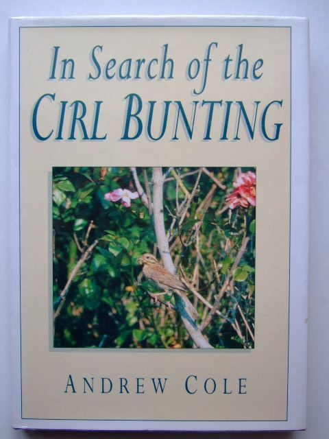 Photo of IN SEARCH OF THE CIRL BUNTING- Stock Number: 1203650