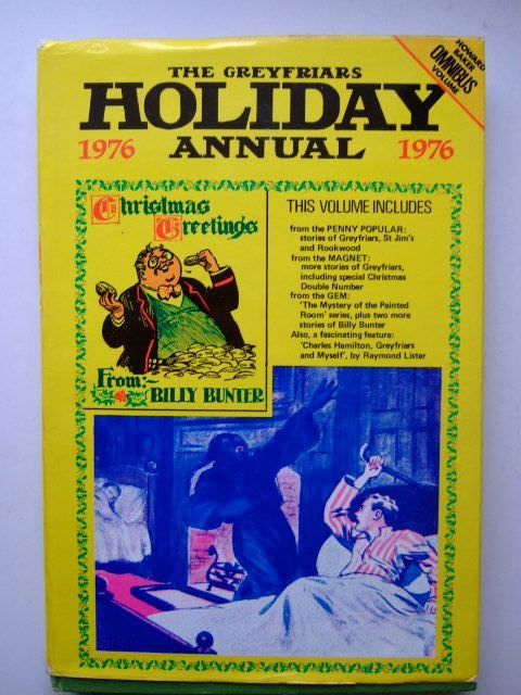Photo of THE GREYFRIARS HOLIDAY ANNUAL 1976- Stock Number: 1203748
