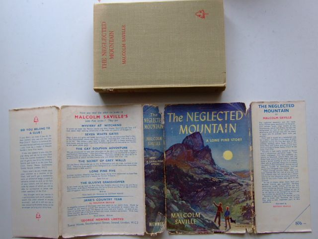 Photo of THE NEGLECTED MOUNTAIN written by Saville, Malcolm illustrated by Prance, Bertram published by George Newnes Ltd. (STOCK CODE: 1203951)  for sale by Stella & Rose's Books