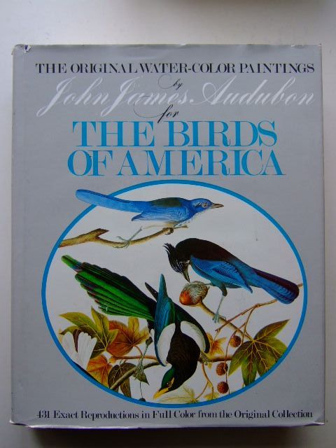 Photo of THE ORIGINAL WATER-COLOUR PAINTINGS OF JOHN JAMES AUDUBON FOR BIRDS OF AMERICA written by Audubon, John James illustrated by Audubon, John James published by American Heritage Publishing Co. Inc., Crown Publishers Inc. (STOCK CODE: 1204193)  for sale by Stella & Rose's Books