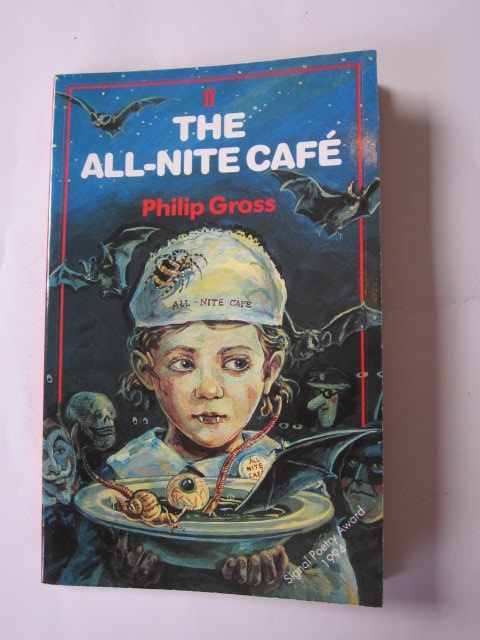 Photo of THE ALL-NITE CAFE written by Gross, Philip published by Faber & Faber (STOCK CODE: 1204361)  for sale by Stella & Rose's Books