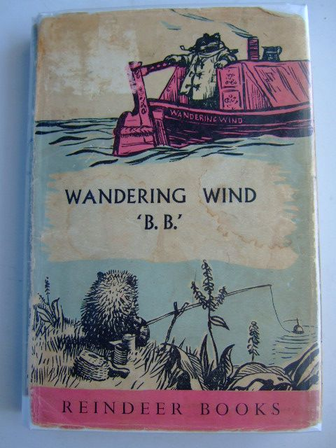 Photo of WANDERING WIND written by BB,  illustrated by BB,  published by Hamish Hamilton (STOCK CODE: 1204662)  for sale by Stella & Rose's Books