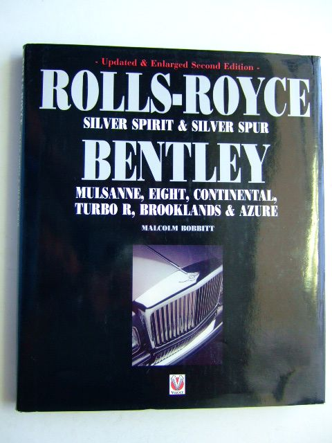 Photo of ROLLS-ROYCE BENTLEY written by Bobbitt, Betty published by Veloce Publishing Plc. (STOCK CODE: 1204720)  for sale by Stella & Rose's Books