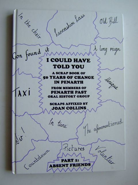Photo of I COULD HAVE TOLD YOU written by Collins, Joan published by Penarth Past Oral History Group (STOCK CODE: 1204847)  for sale by Stella & Rose's Books