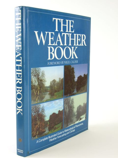 Photo of THE WEATHER BOOK written by Hardy, Ralph et al,  published by Michael Joseph (STOCK CODE: 1204988)  for sale by Stella & Rose's Books