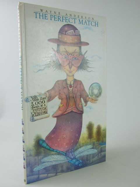 Photo of THE PERFECT MATCH written by Anderson, Wayne illustrated by Anderson, Wayne published by Dorling Kindersley (STOCK CODE: 1204997)  for sale by Stella & Rose's Books