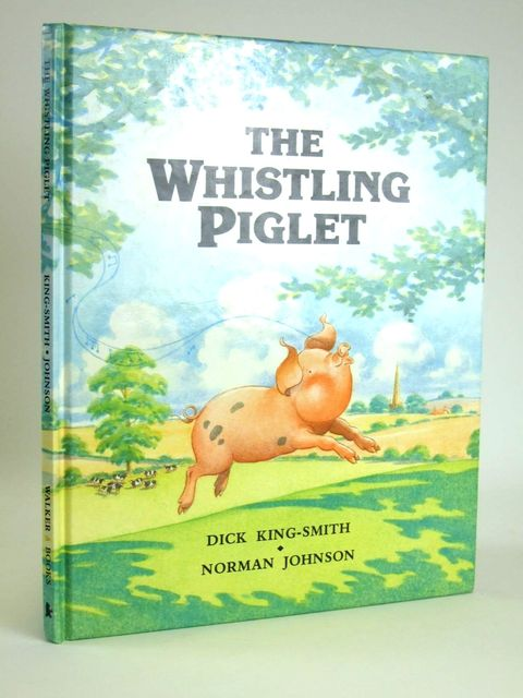 Photo of THE WHISTLING PIGLET- Stock Number: 1205059