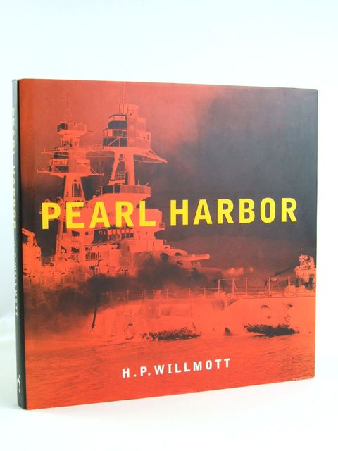 Photo of PEARL HARBOUR written by Willmott, H.P. published by Cassell & Co. (STOCK CODE: 1205212)  for sale by Stella & Rose's Books
