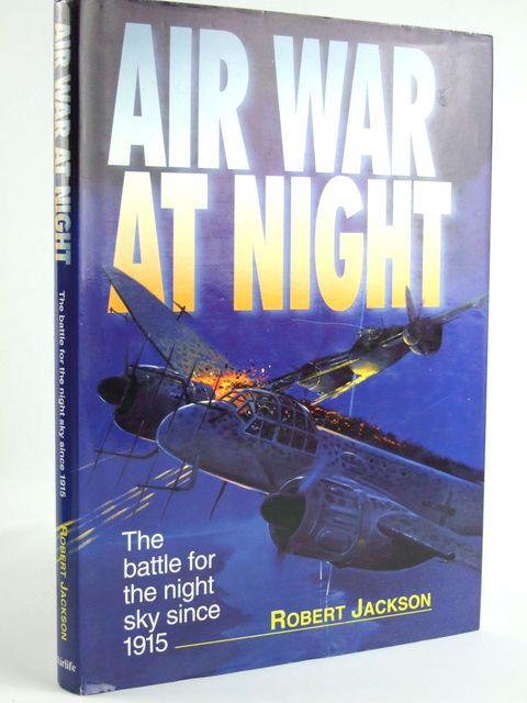 Photo of AIR WAR AT NIGHT written by Jackson, Robert published by Airlife (STOCK CODE: 1205216)  for sale by Stella & Rose's Books