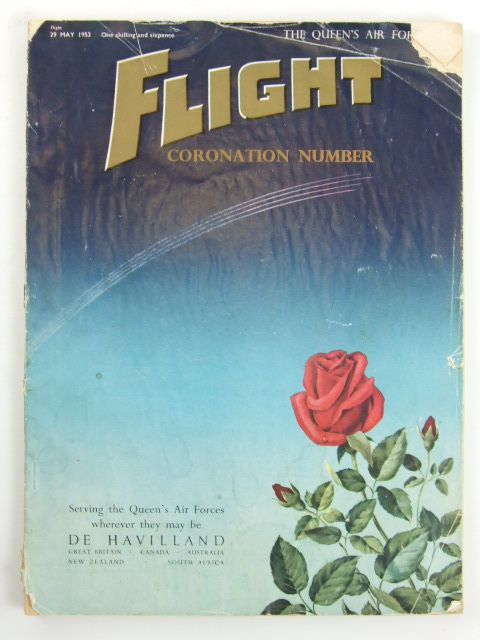 Photo of FLIGHT CORONATION NUMBER- Stock Number: 1205467