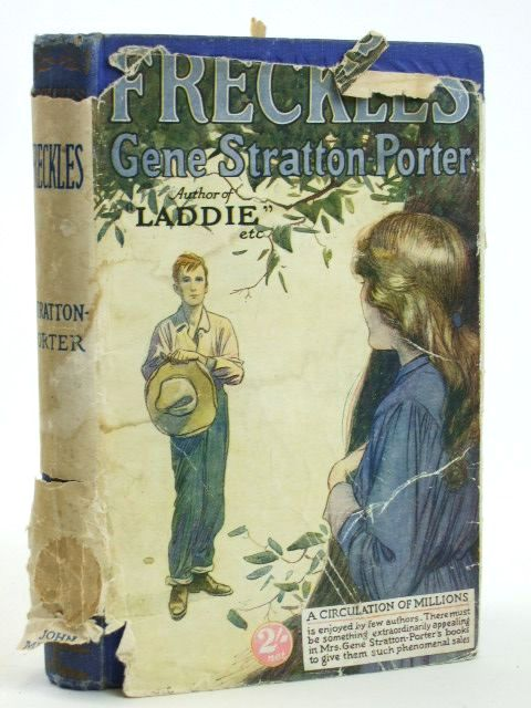 Photo of FRECKLES written by Stratton-Porter, Gene published by John Murray (STOCK CODE: 1205476)  for sale by Stella & Rose's Books