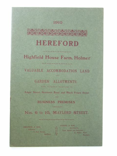 Photo of HIGHFIELD HOUSE FARM- Stock Number: 1205919