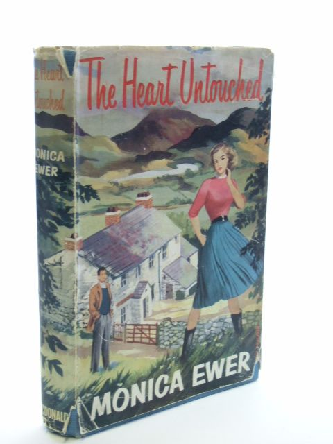 Photo of THE HEART UNTOUCHED written by Ewer, Monica published by MacDonald (STOCK CODE: 1206052)  for sale by Stella & Rose's Books