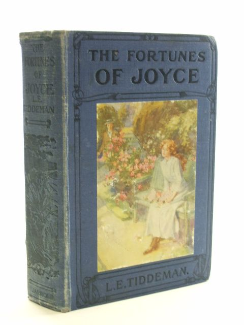 Photo of THE FORTUNES OF JOYCE written by Tiddeman, L.E. illustrated by Earnshaw, Elizabeth published by Jarrolds (STOCK CODE: 1206066)  for sale by Stella & Rose's Books