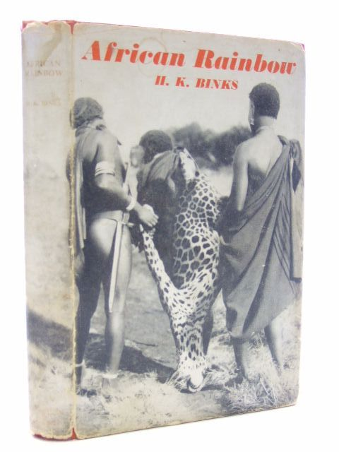 Photo of AFRICAN RAINBOW written by Binks, H.K. published by Sidgwick & Jackson (STOCK CODE: 1206071)  for sale by Stella & Rose's Books