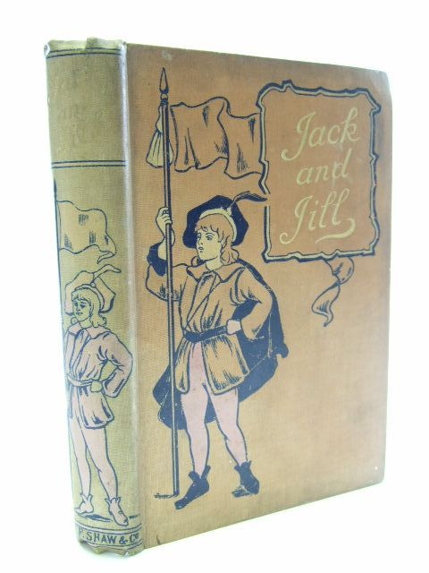 Photo of JACK AND JILL OF OUR OWN DAY written by Leathes, Mrs. Stanley published by John F. Shaw & Co. (STOCK CODE: 1206142)  for sale by Stella & Rose's Books