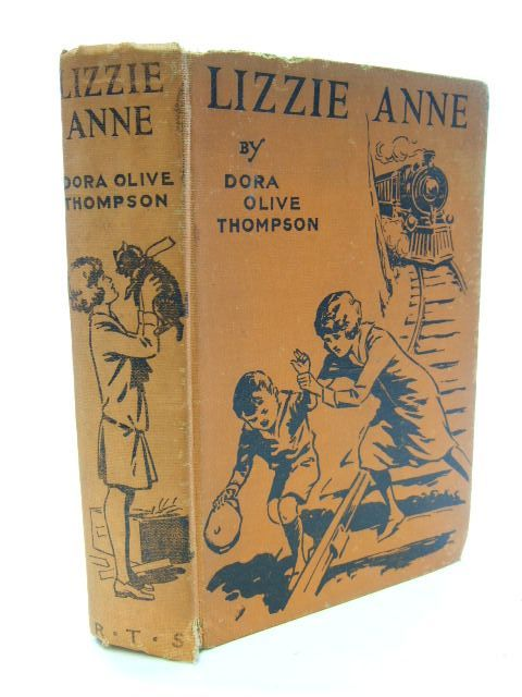 Photo of LIZZIE ANNE written by Thompson, Dora Olive illustrated by Kinsella, E.P. published by Girl's Own Paper (STOCK CODE: 1206158)  for sale by Stella & Rose's Books