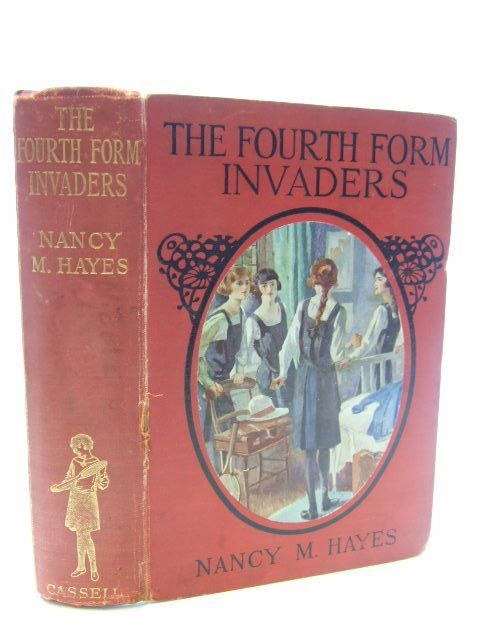 Photo of THE FOURTH FORM INVADERS written by Hayes, Nancy M. illustrated by Mills, J. Dewar published by Cassell & Company Limited (STOCK CODE: 1206184)  for sale by Stella & Rose's Books