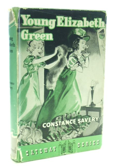 Photo of YOUNG ELIZABETH GREEN written by Savery, Constance published by Lutterworth Press (STOCK CODE: 1206276)  for sale by Stella & Rose's Books