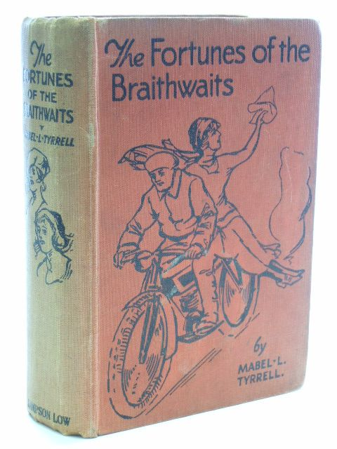 Photo of THE FORTUNES OF THE BRAITHWAITS written by Tyrrell, Mabel L. published by Sampson Low, Marston & Co. Ltd. (STOCK CODE: 1206312)  for sale by Stella & Rose's Books