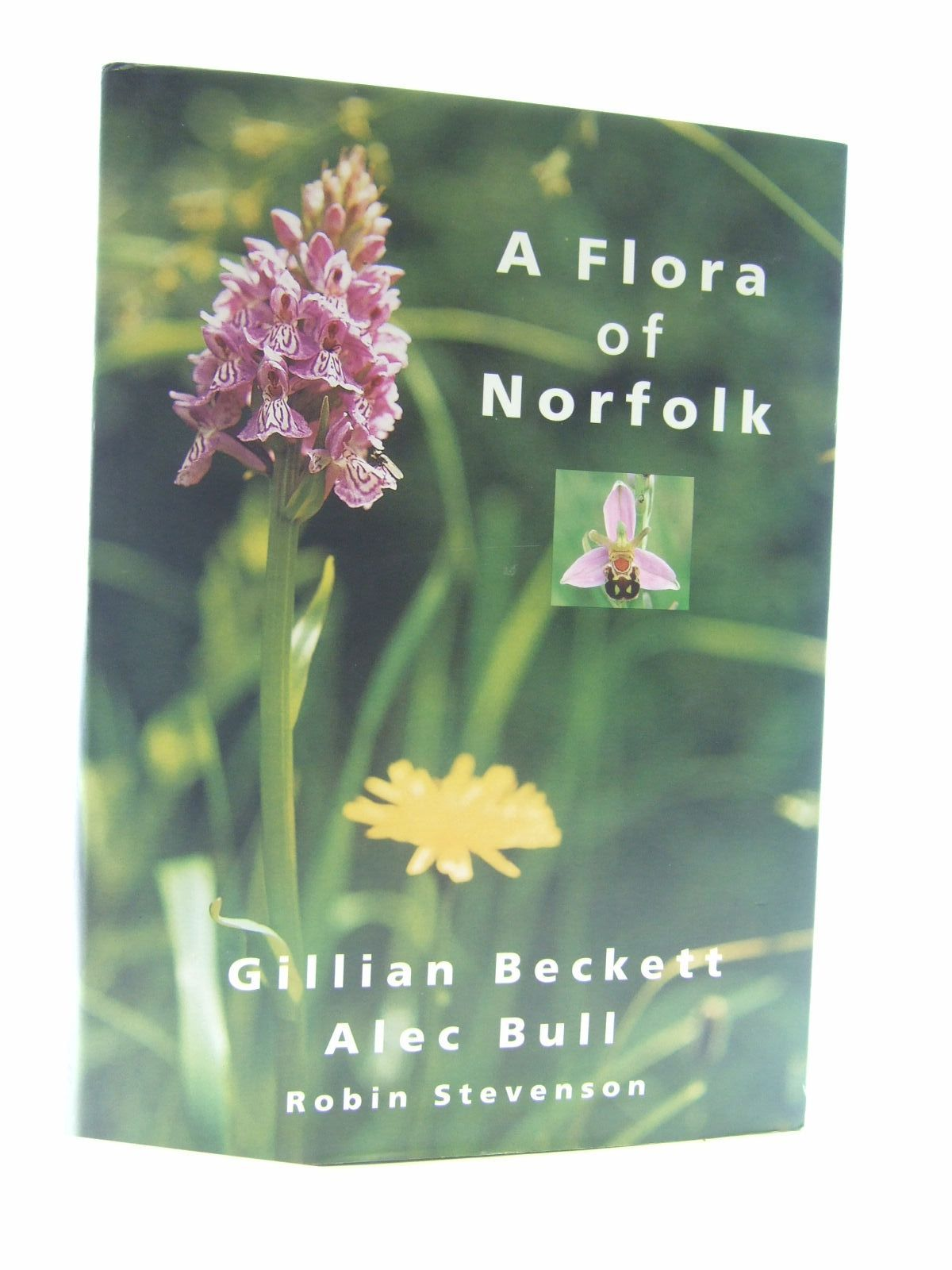 Photo of A FLORA OF NORFOLK written by Beckett, Gillian Bull, Alec published by Gillian Beckett (STOCK CODE: 1206638)  for sale by Stella & Rose's Books