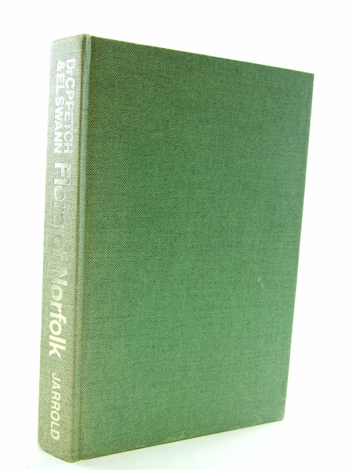 Photo of FLORA OF NORFOLK written by Petch, C.P. Swann, E.L. published by Jarrold and Sons Limited (STOCK CODE: 1206654)  for sale by Stella & Rose's Books