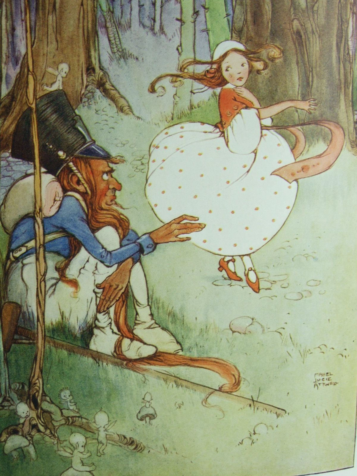 Photo of HANS ANDERSEN'S FAIRY TALES written by Andersen, Hans Christian illustrated by Attwell, Mabel Lucie published by Raphael Tuck & Sons Ltd. (STOCK CODE: 1206923)  for sale by Stella & Rose's Books