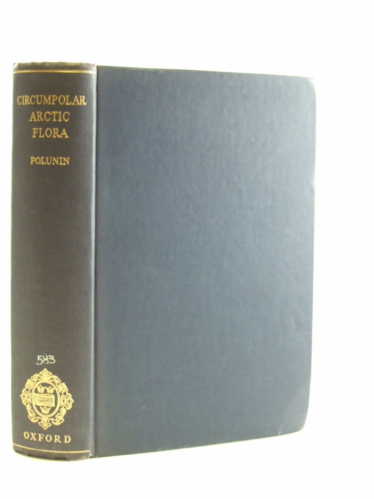 Photo of CIRCUMPOLAR ARCTIC FLORA written by Polunin, Nicholas published by Oxford University Press (STOCK CODE: 1206974)  for sale by Stella & Rose's Books