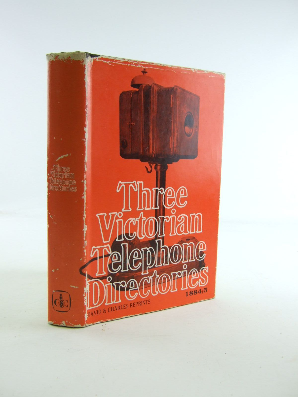 Photo of THREE VICTORIAN TELEPHONE DIRECTORIES- Stock Number: 1207024