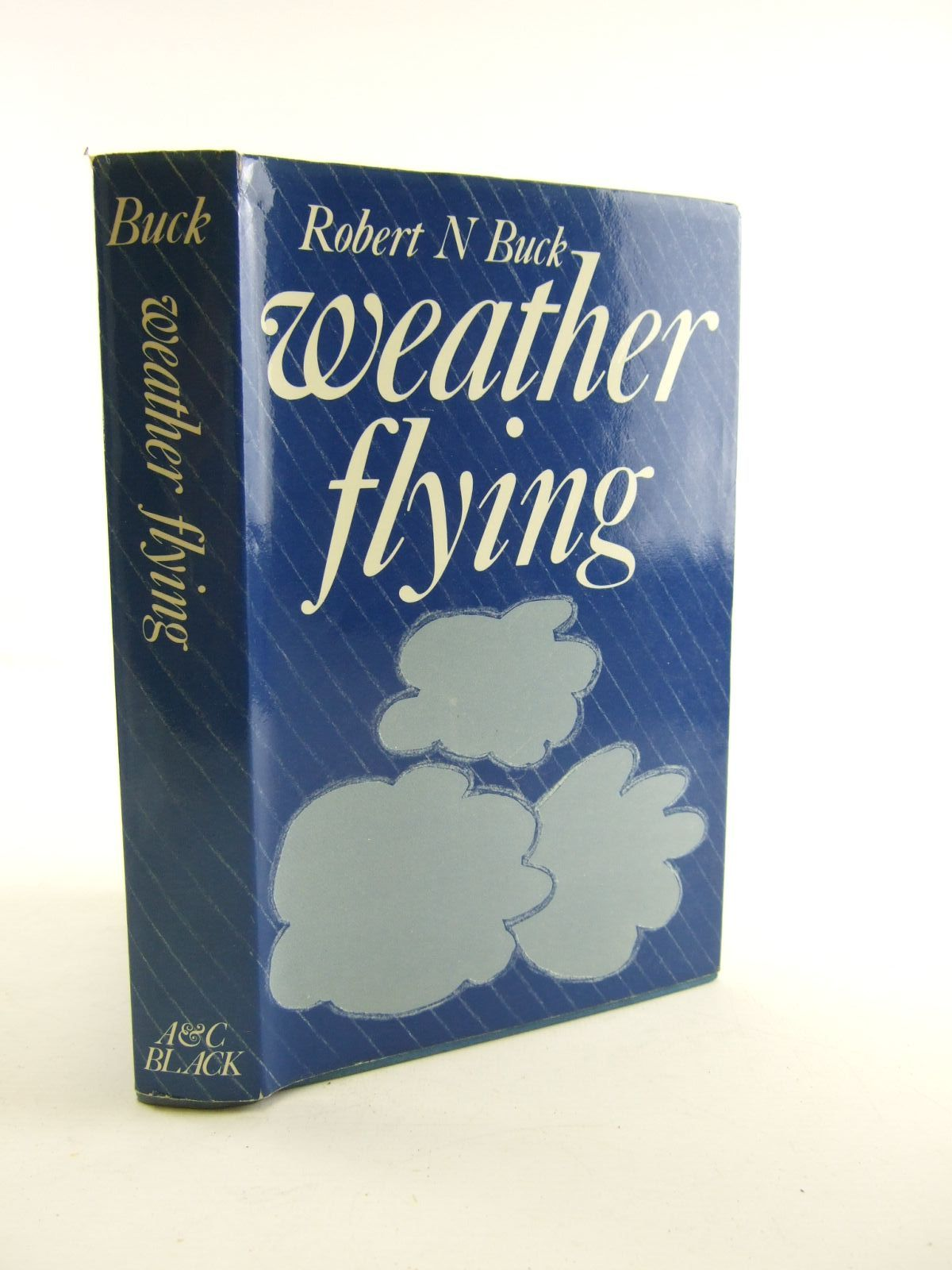 Photo of WEATHER FLYING written by Buck, Robert N. published by Adam & Charles Black (STOCK CODE: 1207038)  for sale by Stella & Rose's Books