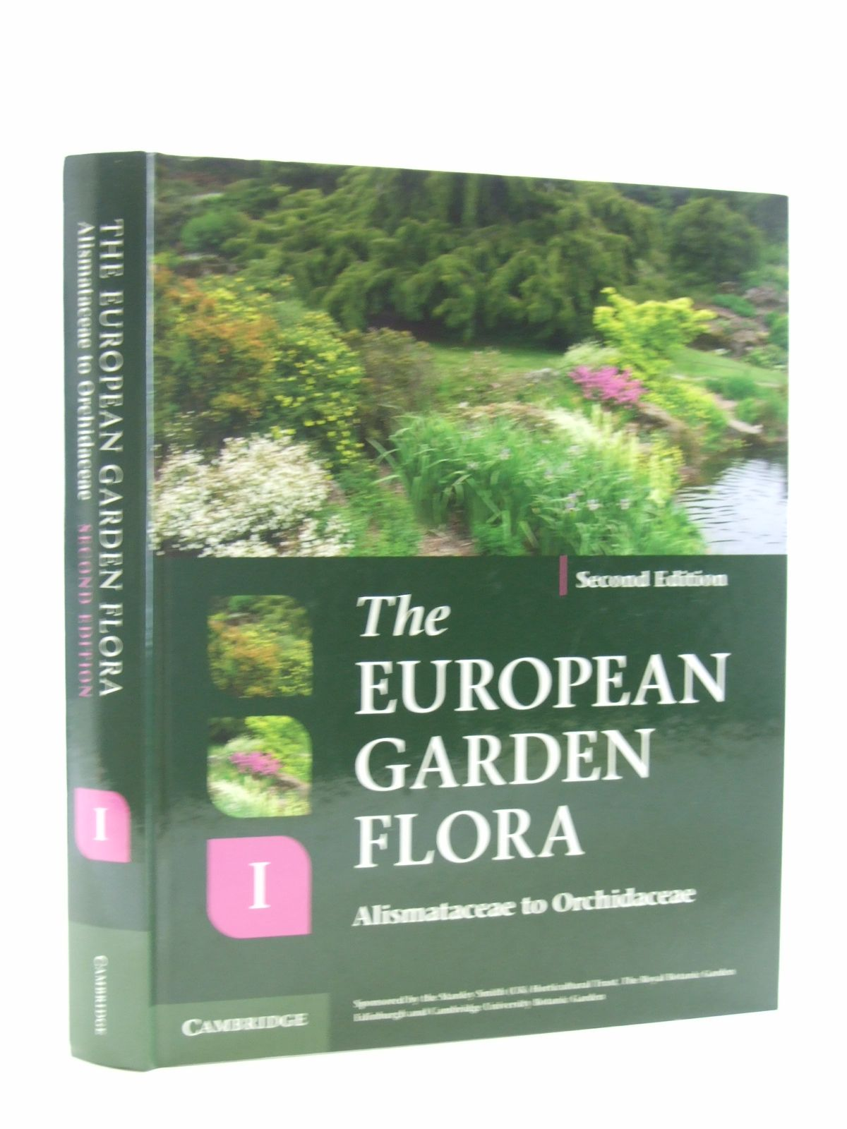 Photo of THE EUROPEAN GARDEN FLORA FLOWERING PLANTS VOLUME I written by Cullen, James Knees, Sabina G. Cubey, H. Suzanne et al,  published by Cambridge University Press (STOCK CODE: 1207197)  for sale by Stella & Rose's Books